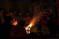 svařák petula oheň