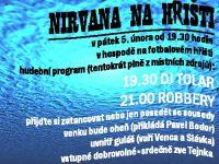 Nirvana na hristi pozvanka